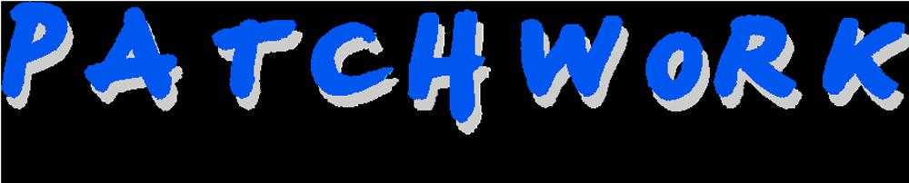 logo patchwork promotion